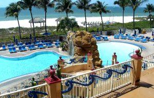 Курортный отель Pink Shell Beach в Форт-Майерс-Бич