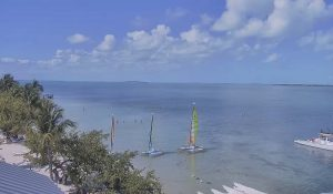 Вид из курортного спа-отеля Playa Largo в Ки-Ларго