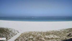 Пляж Клируотер Бич из кондоминиума Surfside Condos
