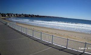 Пляж Боннет Шорс Бич в Норт-Кингстауне