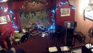 Сцена бара и ресторана Buffa's в Новом Орлеане