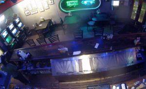 Барная стойка бара и ресторана Buffa's в Новом Орлеане