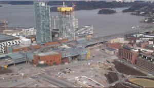 Торговый центр Redi в Хельсинки