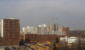 Cтроительство ЖК Новокрасково в Москве