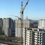 Строительство дома №1 квартала 19 ЖК «Цветной Город»