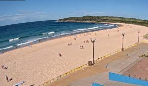 Пляж Марубра Бич в Сиднее