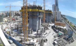 Cтроительство жилого комплекса Trilogy на Кипре