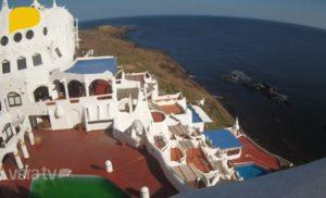 Клуб-отель Casapueblo в Пунта-дель-Эсте в Уругвае
