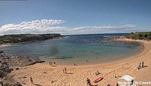 Пляж Литл Бэй Бич в Сиднее