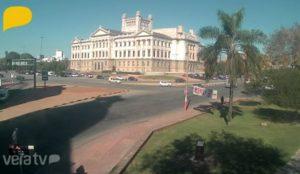 Законодательный дворец в Уругвае