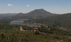 Озеро Каямака в Калифорнии