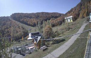 Канатная дорога горнолыжного курорта Цахкадзор