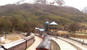 Поезд Края Света в Ушуая