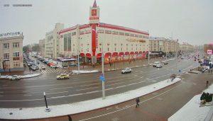 ЦУМ на Проспекте Независимости в Минске