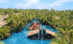 Курортный отель The St. Regis Bali на острове Бали