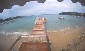 Отель The Beach House Boutique на острове Роатан