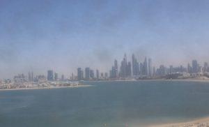 Вид из отеля W Dubai - The Palm в Дубае