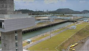 Панамский канал в Панаме