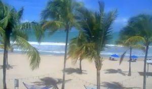 Отель Courtyard Isla Verde Beach в городе Сан-Хуан