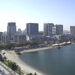 Морской парк Одайба в Токио