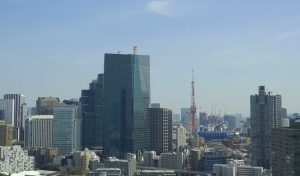 Район Минато города Токио