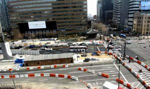 Центральная улица Сеула