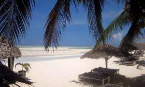Пляж Пвани Мчангани на Занзибаре