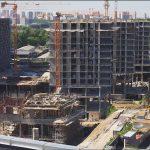 Cтроительство ЖК Victory Park Residences в Москве