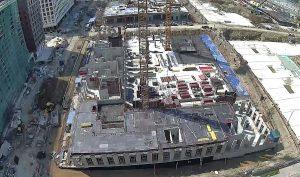 Строительство дома №14 ЖК «Зиларт» в Москве
