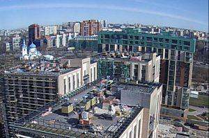 Cтроительство апарт-комплекса «NEOPARK» в Петербурге