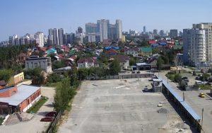 Строительство ЖК «Дом на Бардина» в Екатеринбурге