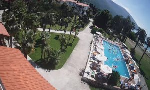 Отель Абаата в Гагре