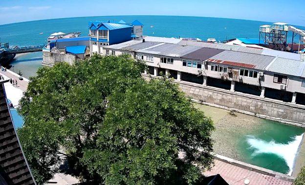 Отель «Браво» в селе Ольгинка