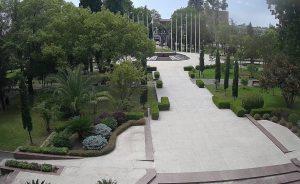 Парк Славы в городе Сухум