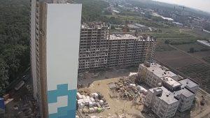 """Строительство ЖК """"Одесский бульвар"""" в Киевской области"""