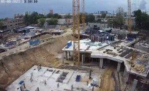 Строительство ЖК «Profit» в Москве