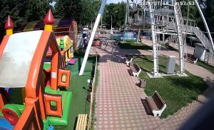 Парк Победы в Ульяновске
