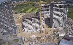 Строительство домов №9 и №10 ЖК «Новая Жизнь» в Ульяновске