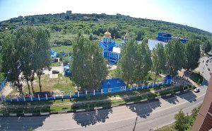 Храм Благовещения Пресвятой Богородицы в Ульяновске
