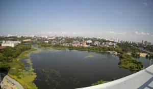 Панорама Ленинского района города Ульяновска