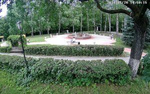 Парк «Винновская роща» в Ульяновске