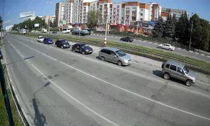 Улица Рябикова в Ульяновске