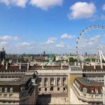 Лондон из отеля Park Plaza County Hall